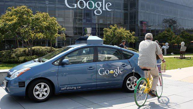 D'ici 4 à 5 ans on pourra voir les Google Cars débarquer dans nos vies
