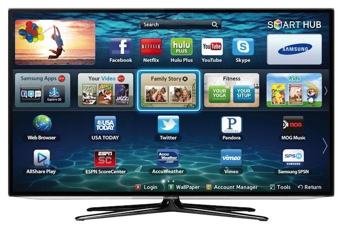 Samsung pousserait son logiciel Smart TV par Tizen
