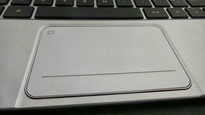 Un touchpad convaincant est sur le dock