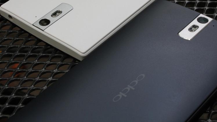Un petit nouveau nommé Oppo est prêt à concurrencer Samsung et Sony dans le secteur de la photo