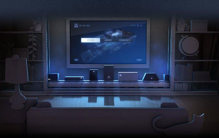 Valve annonce une bêta test pour une Steam Box, et multiples Steam Machines à venir en 2014
