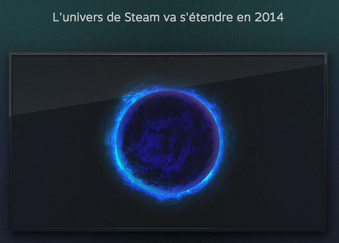 Valve et son teasing pour une présentation de la Steam Box ce lundi