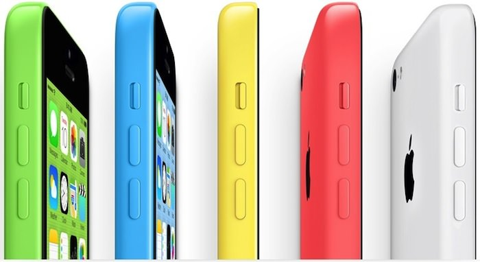 Apple réduirait de moitié la production de son iPhone 5C