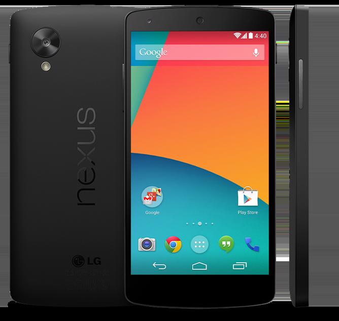 Voici à quoi va ressembler le Nexus 5