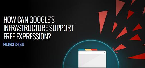 Google annonce le Project Shield : protéger votre site contre les attaques DDoS
