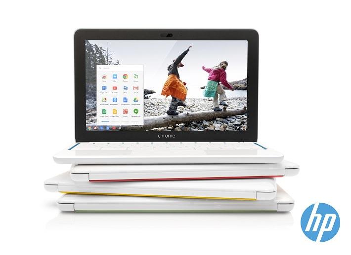 Google dévoile le HP Chromebook 11 pouces à 279 dollars