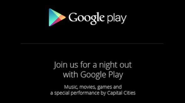 Google a envoyé une invitation mais peut-être pas pour le Nexus 5...