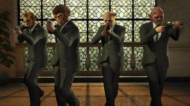 GTA 5 : Grand Theft Auto 5 Online ça coince du côté des serveurs