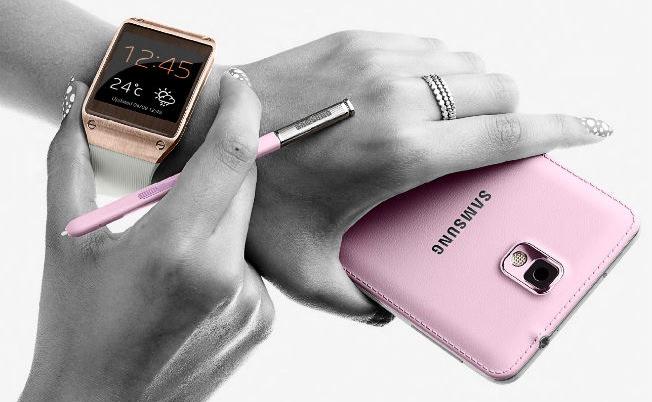 Le Galaxy Note 3 est bientôt pu le seul dispositif compatible avec la Galaxy Gear