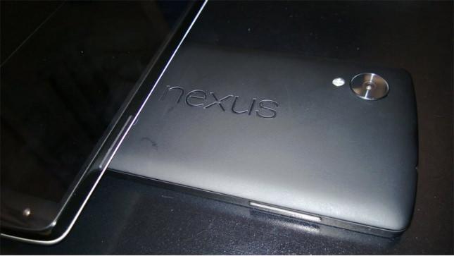 Le Nexus 5 aurait été photographié par un petit malin !