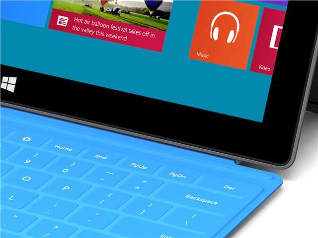 L'équipe derrière la Surface travaille sur plusieurs tailles de tablette