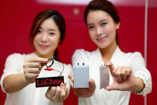 LG penserait déjà à produire des batteries flexibles pour ses futurs smartphones