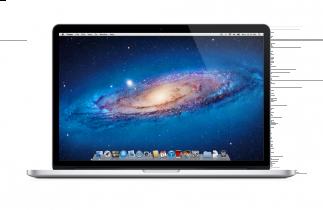 MacBook Pro 2012 (13 pouces)