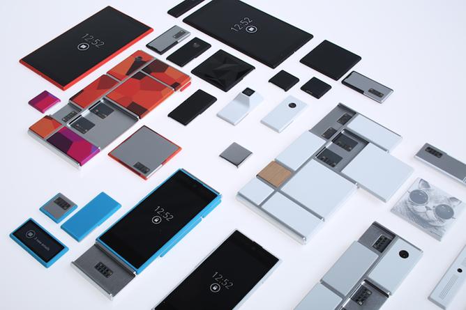 Motorola annonce Ara, un projet permettant de créer des smartphones personnalisables