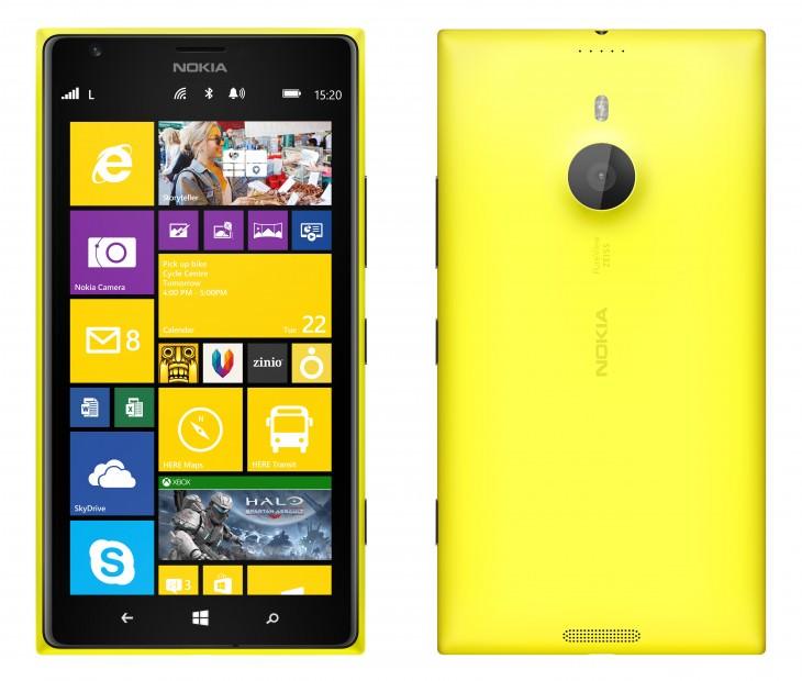 Nokia dévoile le Lumia 1520, un monstre de 6 pouces 1080p sous Windows Phone 8