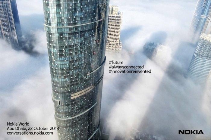 L'évènement Nokia le 22 octobre prochain risque d'être très intéressant