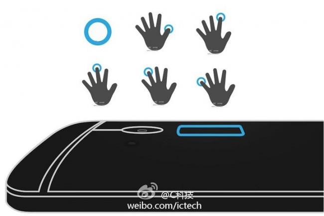 Le capteur de HTC pourrait apporter bien plus qu'un simple déverrouillage du smartphone