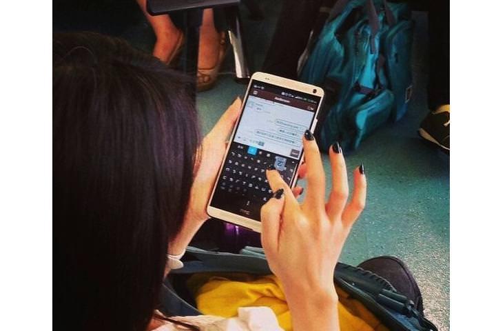 Une photo du HTC One Max