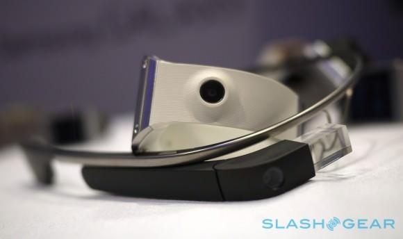 Les Google Glass vont-elles être rejointes par les Gear Glass ?