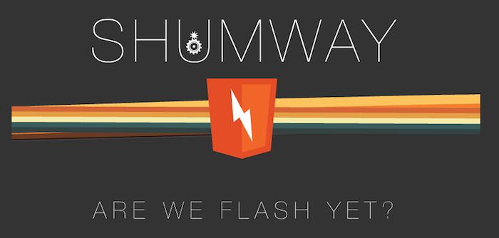 Shumway, le 'Flash Player' en HTML5 de Mozilla, au sein de Firefox Nightly