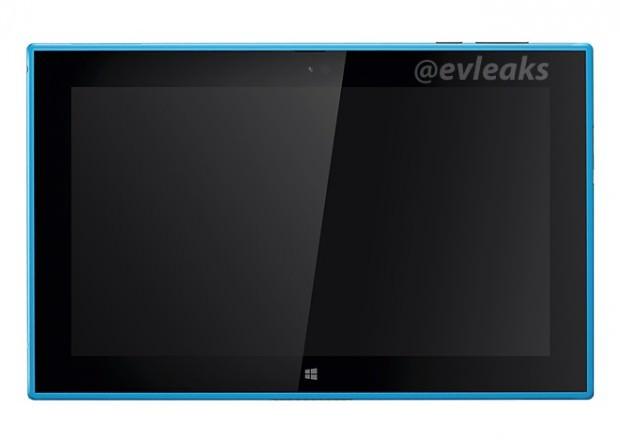 Tablette Nokia Lumia 2520 sous Windows RT : spécifications et date de sortie en rumeurs
