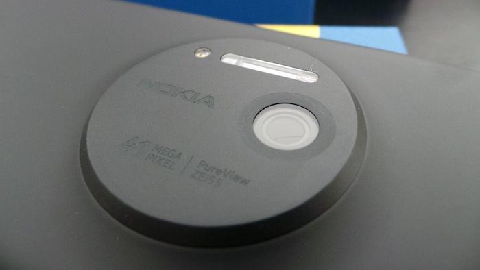 Capteur de 41 mégapixels du Lumia 1020
