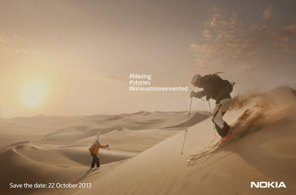 Nokia va tenir un évènement le 22 octobre prochain