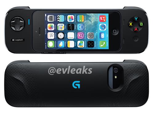 Un dépôt de marque suggère que la manette de jeu iPhone de Logitech sera nommée Powershell