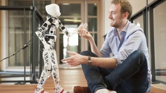 Vous pouvez maintenant construire votre propre robot humanoïde avec l'impression 3D