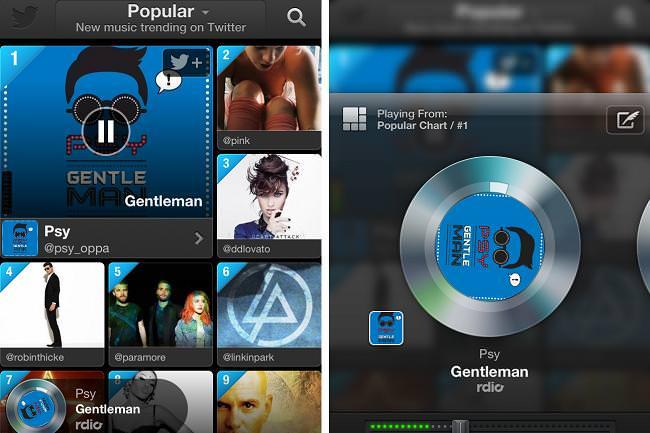 Twitter #Music a été une exclusivité iOS, peut-être l'erreur