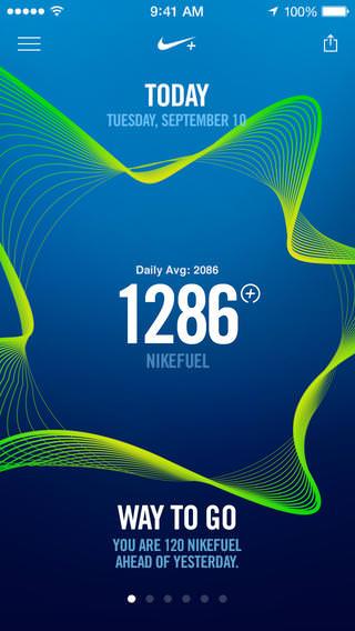 La nouvelle application Nike+ Move rend votre iPhone 5S tel un 'FuelBand lite'