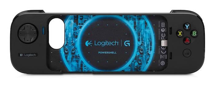 Le Logitech PowerShell serait le gamepad parfait pour iOS 7