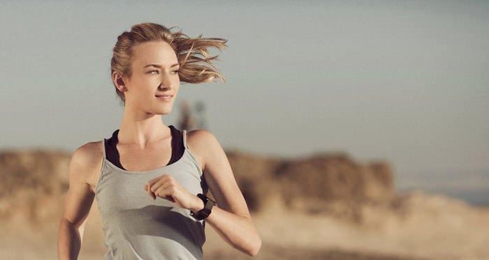 La Pebble adaptée à l'environnement sportif