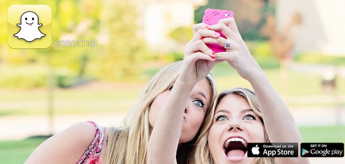 Les utilisateurs de Snapchat partagent 400 millions d'images par jour, plus que Facebook