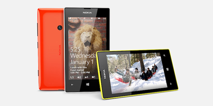 Lumia 525 : un nouveau smartphone low cost Windows Phone de Nokia
