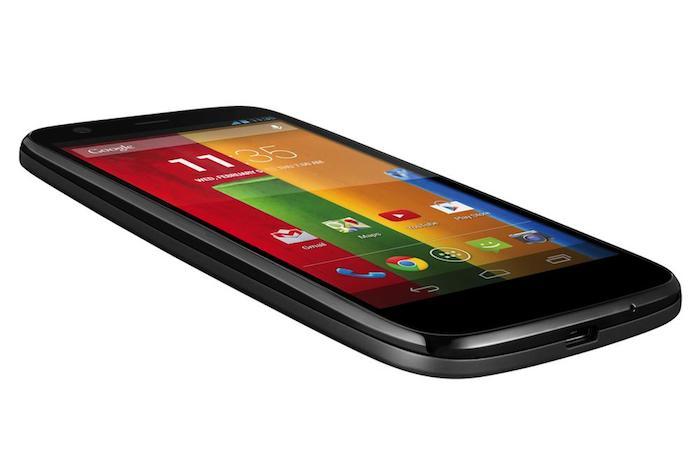 Motorola annonce le Moto G, un smartphone Android aux alentours de 160 euros