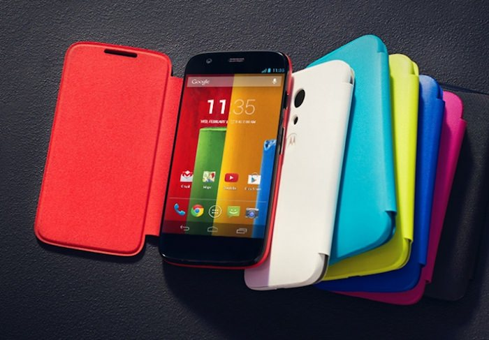 Motorola Shells