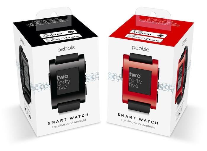 Pebble a de 'bonnes nouvelles' à partager sur sa smartwatch le 6 novembre prochain