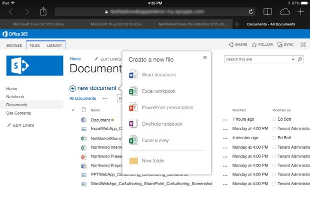Que pensez-vous du nouveau Office ? Microsoft Office 365, SkyDrive mis à jour