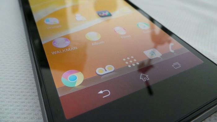 Android 4.4 KitKat sur le Xperia Z1 en 2014 ?