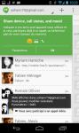Hangouts permet maintenant d'envoyer des SMS