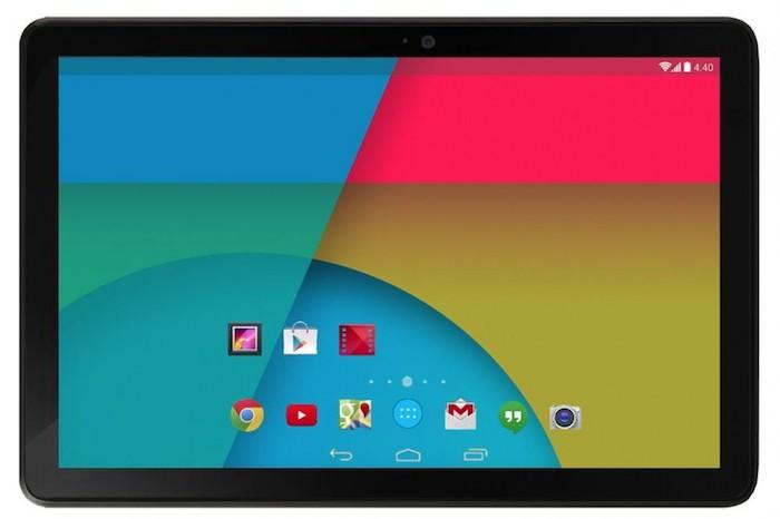 La présupposée Nexus 10 sur le Google Play
