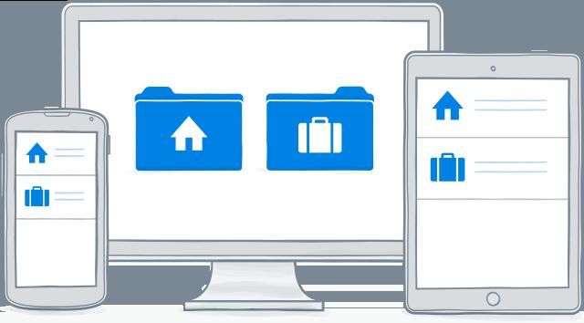 Une mise à jour de Dropbox va permettre de facilement passer d'un compte pro à un perso