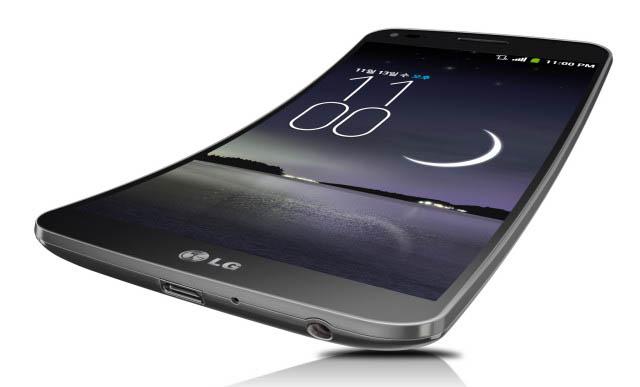 Une vidéo montre la flexibilité du LG G Flex, et comment celui-ci se répare