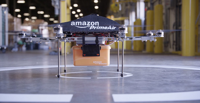Amazon Premium Air, l'avenir de la livraison chez Amazon ?