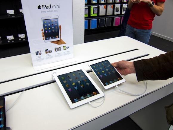 iPad 2, iPad Mini