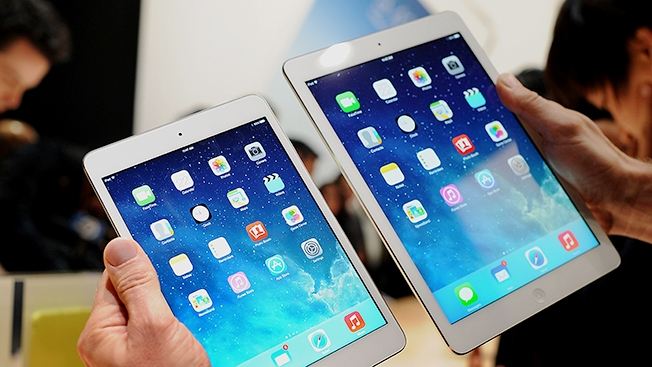 iPad Air, iPad Mini 2