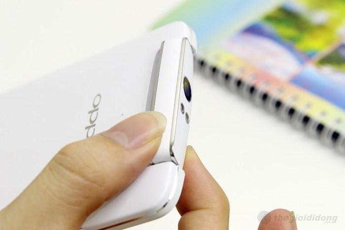 La caméra de 13 mégapixels du Oppo N1 qui se pivote est clairement une excellente idée