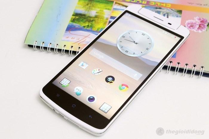 On va pouvoir disposer de deux OS sur le Oppo N1