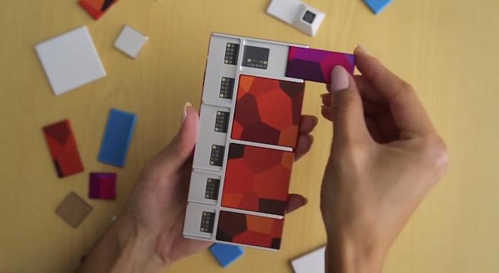 Le premier prototype du smartphone modulaire de Motorola est presque prêt